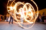 Fire Spinners will perform at Dia de Los Muertos events Nov. 1