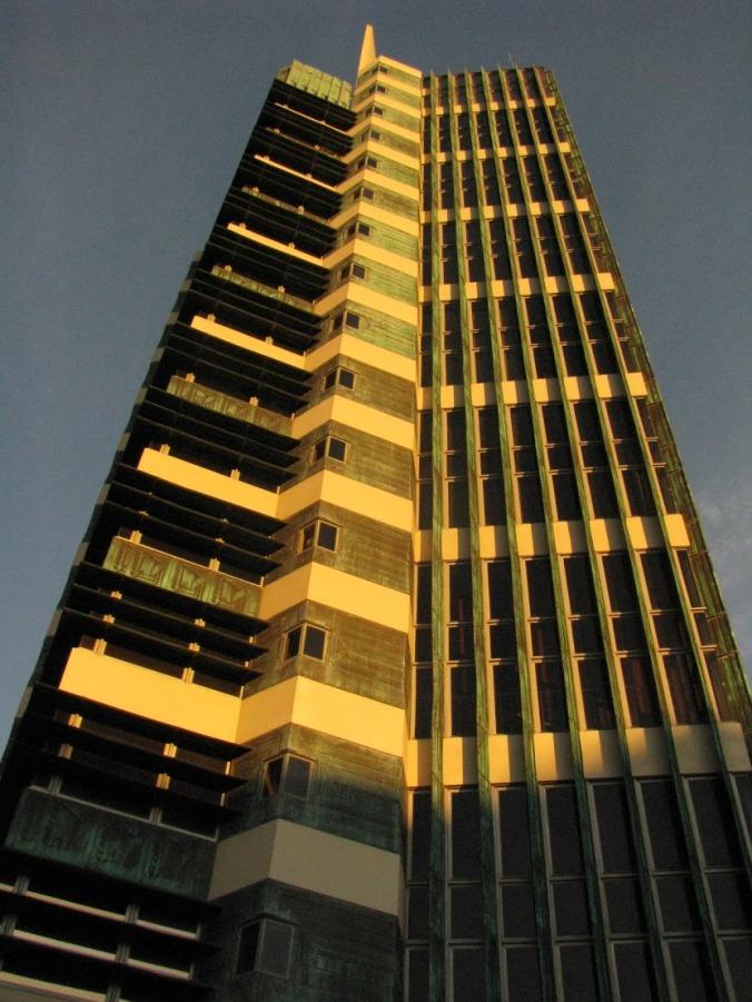 Price Tower detail